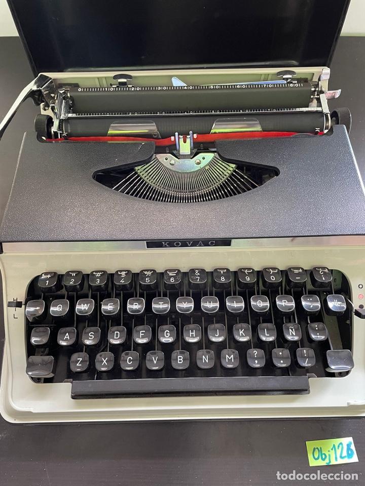 Antigüedades: Máquina de escribir portable - Foto 3 - 254155695
