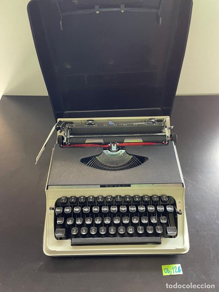 MÁQUINA DE ESCRIBIR PORTABLE (Antigüedades - Técnicas - Máquinas de Escribir Antiguas - Otras)