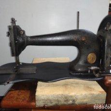 Antigüedades: MAQUINA DE COSER SINGER 13 O 13K O MEDIUM DE 1874. Lote 254182075