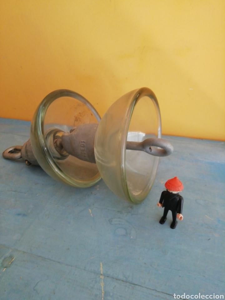 Antigüedades: Aislante eléctrico - Foto 3 - 254193005