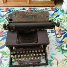 Antigüedades: MÁQUINA DE ESCRIBIR, REMINGTON J. DÉCADA 1910. Lote 254209765