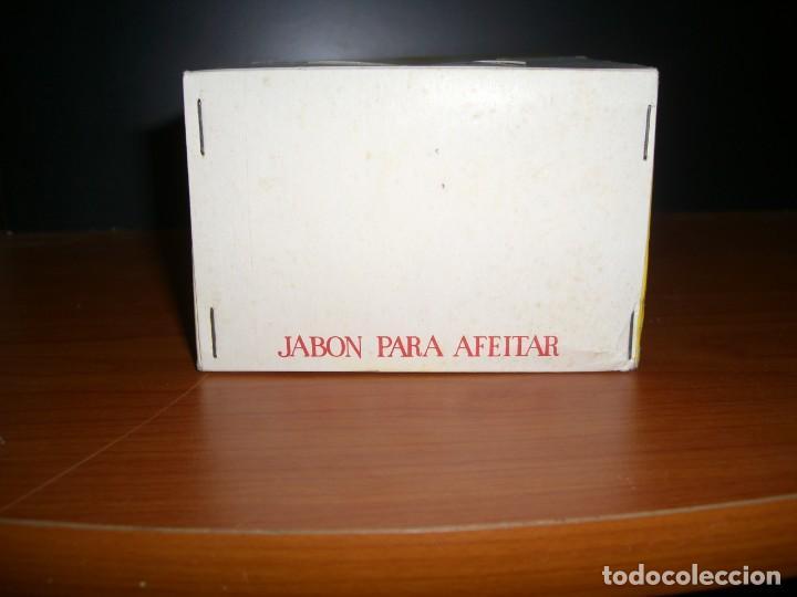 Antigüedades: CAJA EXPOSITOR CON 12 BARRAS DE JABÓN PARA AFEITAR GOTA DE AMBAR - Foto 9 - 254270530
