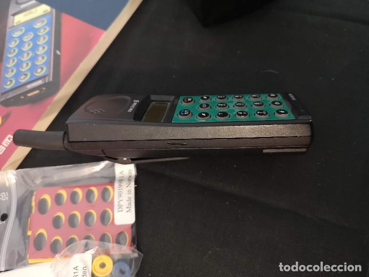 Teléfonos: Antiguo telefono movil ERICSSON GA 628 en su caja original con instrucciones y accesorios vintage - Foto 8 - 254361270