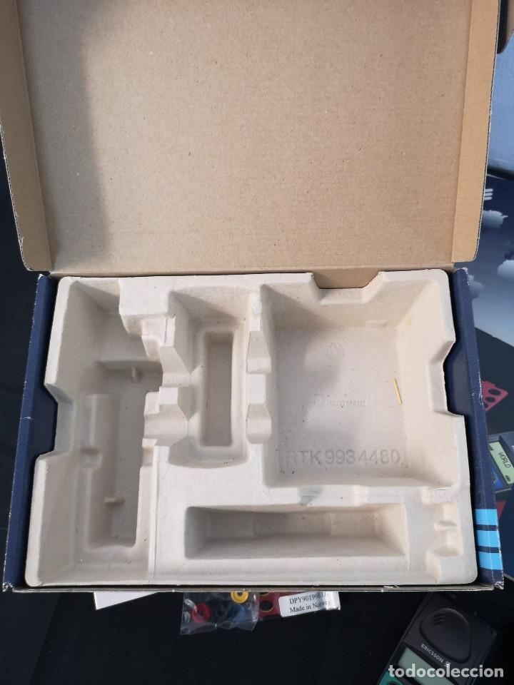Teléfonos: Antiguo telefono movil ERICSSON GA 628 en su caja original con instrucciones y accesorios vintage - Foto 13 - 254361270