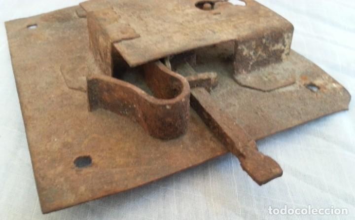 Antigüedades: Cerradura antigua. Dos unidades. - Foto 9 - 254367630