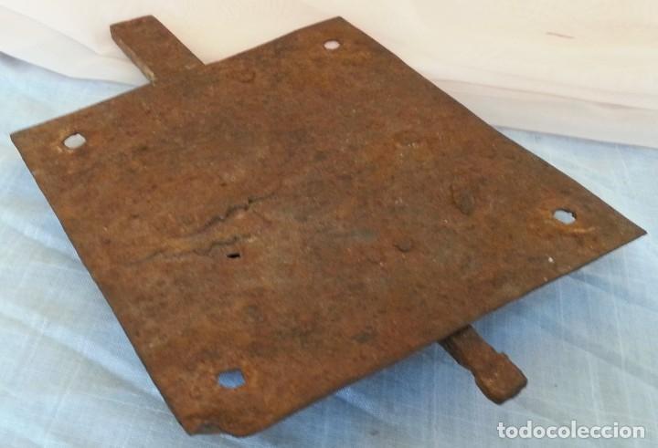 Antigüedades: Cerradura antigua. Dos unidades. - Foto 10 - 254367630