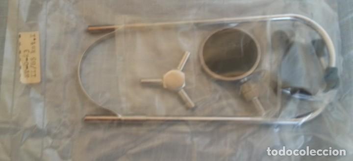 Antigüedades: Fonendoscopio. Estetoscopio. Años 70. - Foto 4 - 254373880