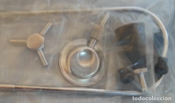 Antigüedades: Fonendoscopio. Estetoscopio. Años 70. - Foto 5 - 254373880