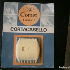 Antigüedades: ANTIGUO CORTACABELLO COMET. Lote 254407980