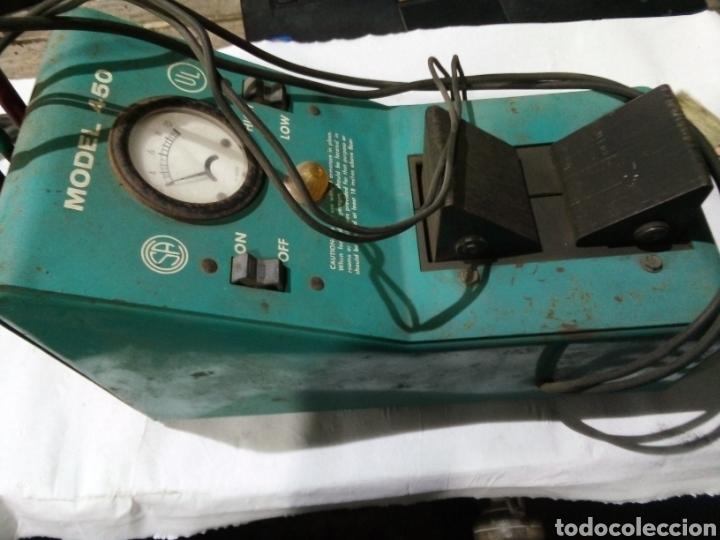 Antigüedades: Analizador Silver Beauty, model 450 - Foto 4 - 254408530