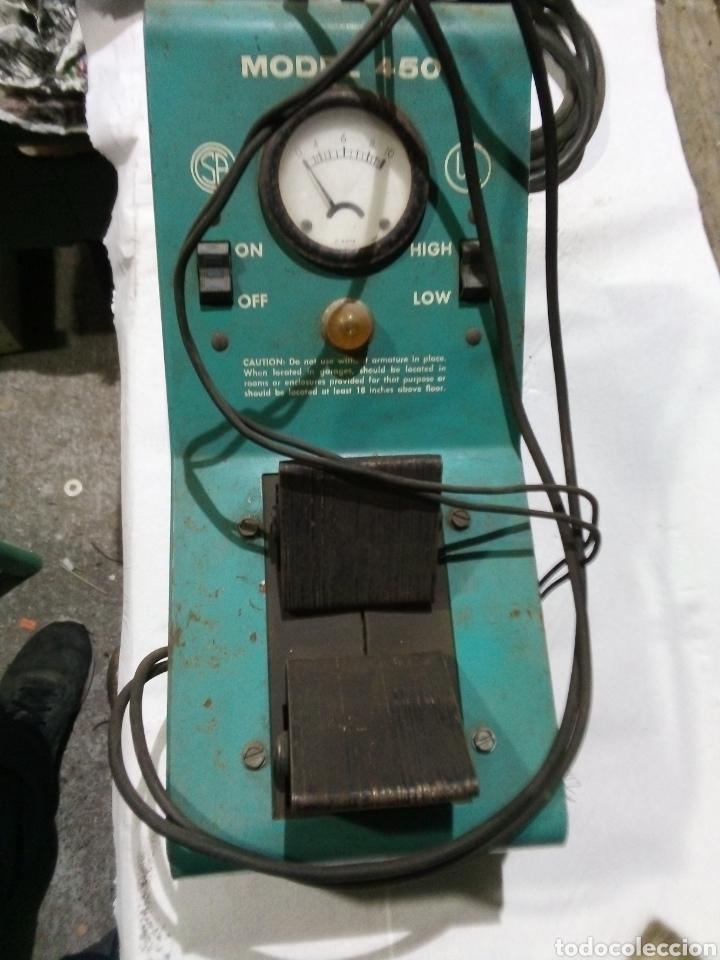 ANALIZADOR SILVER BEAUTY, MODEL 450 (Antigüedades - Técnicas - Herramientas Profesionales - Electricidad)
