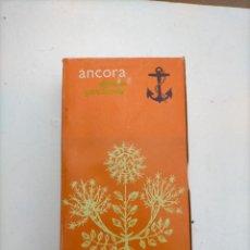 Antigüedades: HILO ANCORA AZUL CIELO. Lote 254409120