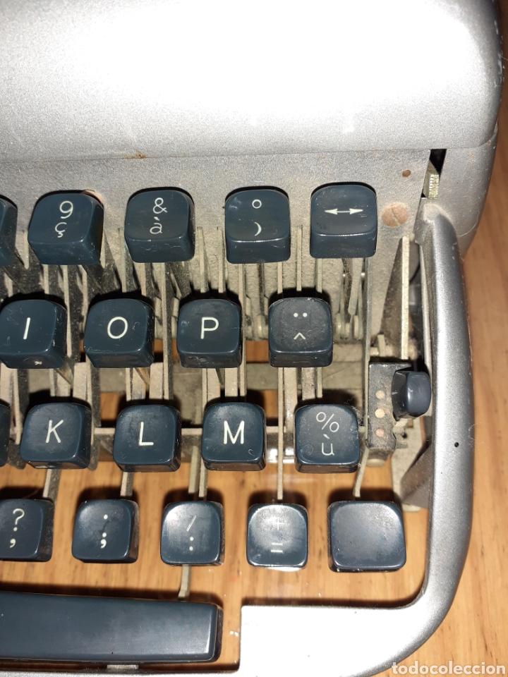 Antigüedades: Máquina escribir antigua Remington - Foto 5 - 254468950