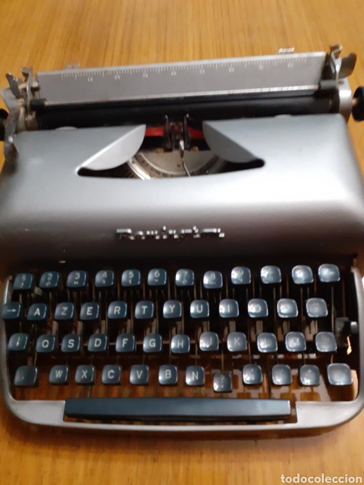 MÁQUINA ESCRIBIR ANTIGUA REMINGTON (Antigüedades - Técnicas - Máquinas de Escribir Antiguas - Remington)