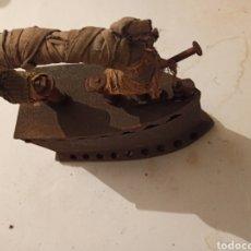Antigüedades: PLANCHA DE HIERRO. Lote 254521550