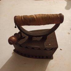 Antigüedades: PLANCHA DE CARBÓN. Lote 254522065