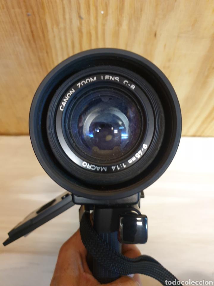 Antigüedades: Filmadora Canonsound - Foto 3 - 254592445