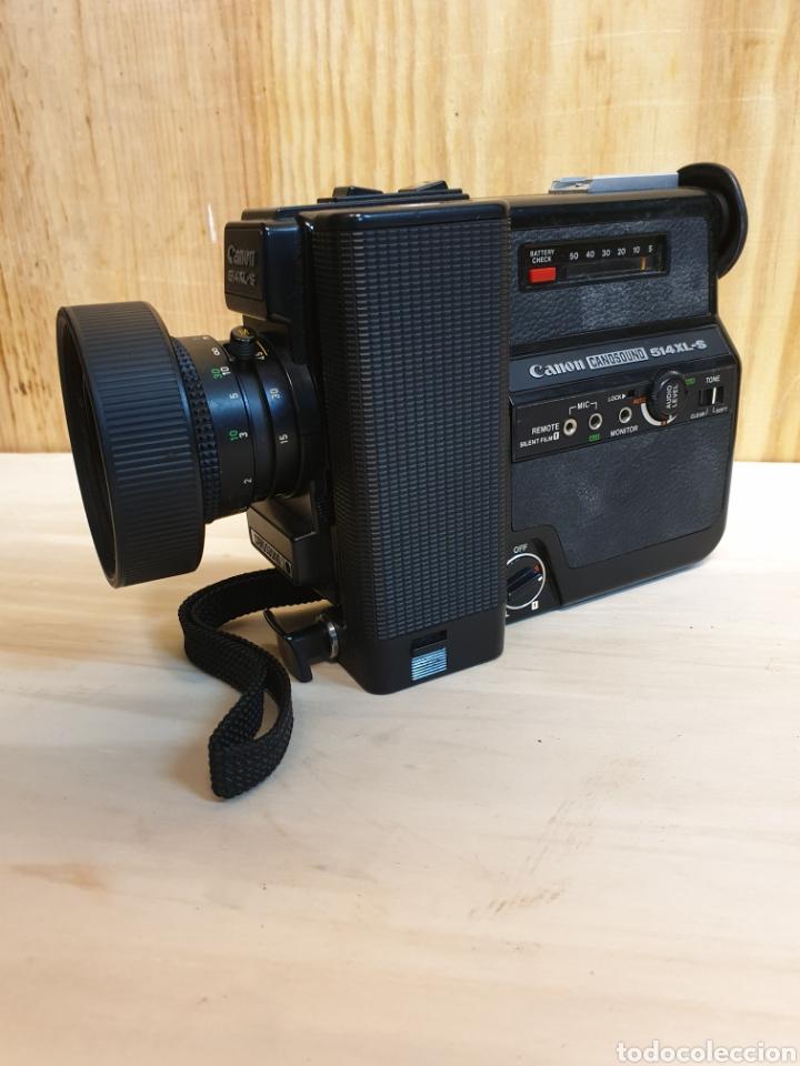 Antigüedades: Filmadora Canonsound - Foto 4 - 254592445