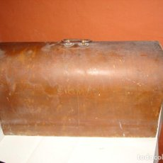 Antigüedades: CAMPANA O TAPA DE MAQUINA DE COSER SIGMA. Lote 254645095
