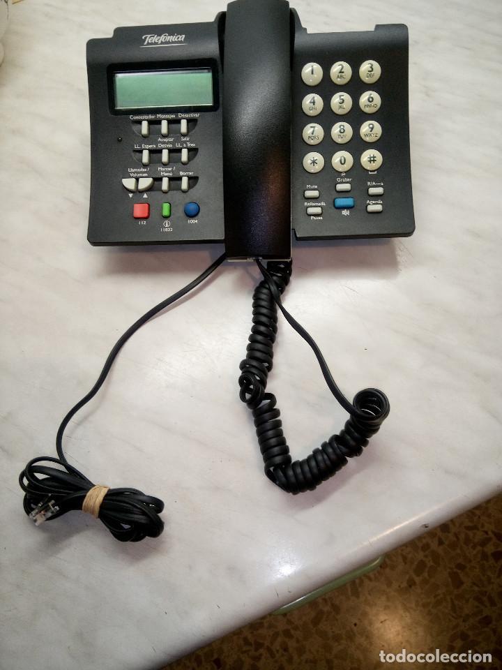 Teléfonos: TELEFONO DOMO - TELEFONICA. FUNCIONANDO EN LINEAS ADSL. MUCHAS FUNCIONES. DESCRIP. Y FOTOS. - Foto 2 - 254686880