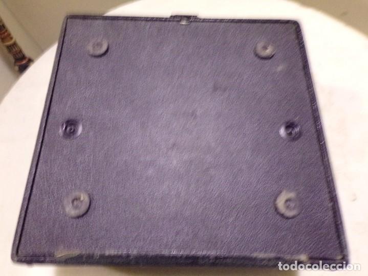 Antigüedades: maquina de escribir modelo junior 58 en muy buen estado - Foto 12 - 254697275