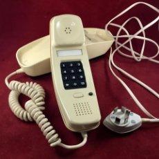 Teléfonos: ANTIGUO TELÉFONO SM GÓNDOLA MARFIL, DE TECLADO, FABRICADO POR STANDARD ELÉCTRICA.. Lote 254698455