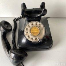 Teléfonos: ANTIGUO TELÉFONO DE BAQUELITA. Lote 254821485