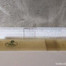 Antigüedades: REGLA DE CALCULO FABER CASTELL 111/54. Lote 254826080