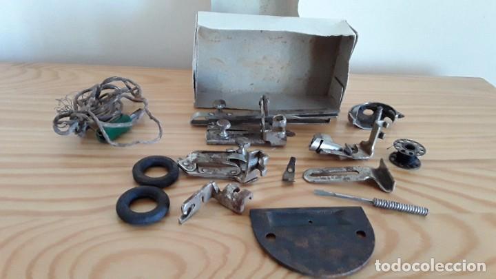 Antigüedades: Singer, Simanco, utensilios - Foto 6 - 254827230