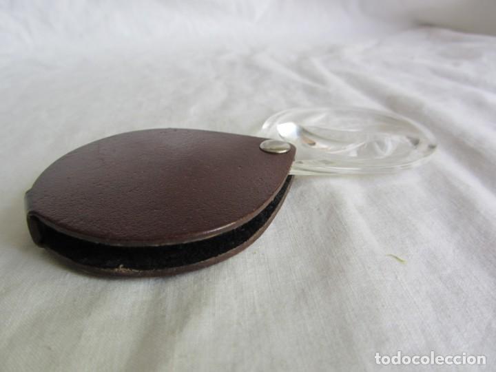 Antigüedades: Lupa de mano Eschenbach, Made in Germany, 3,5 x - Foto 3 - 254913045