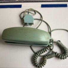 Teléfonos: C9. TELÉFONO GÓNDOLA AZUL. Lote 254968120