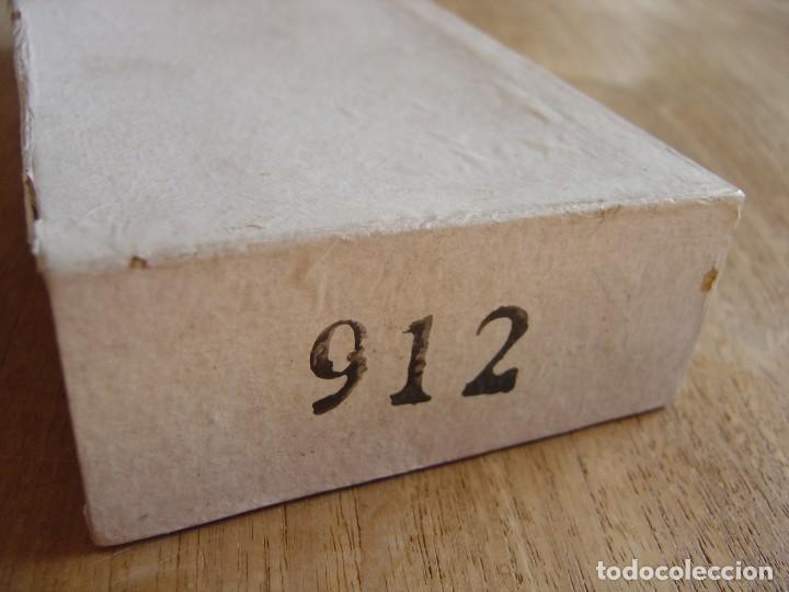 Antigüedades: CAJA CON SEIS BROCHAS DE AFEITAR. NUEVAS. - Foto 8 - 288989683