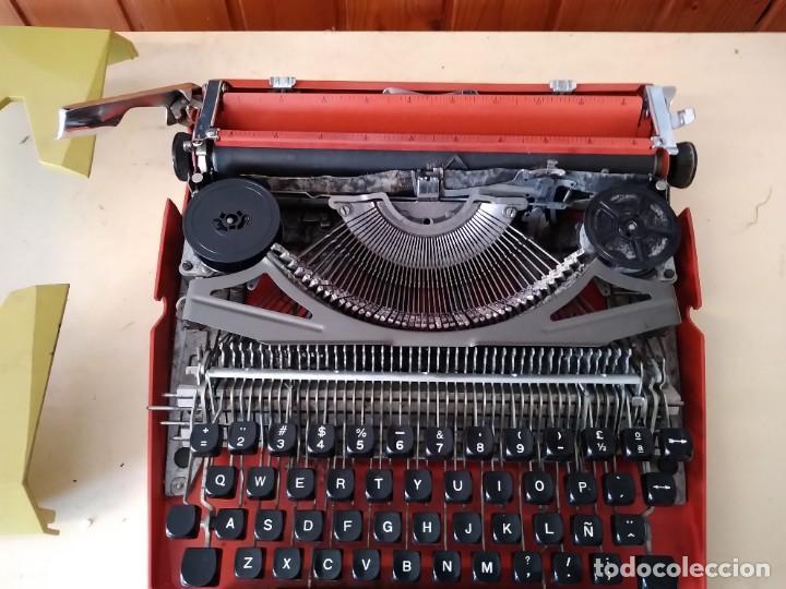 Antigüedades: Maquina Portátil de escribir Mercedes - Foto 2 - 255329840