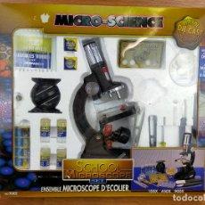 Oggetti Antichi: MICROSCOPIO. Lote 255357800