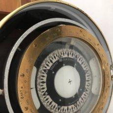 Antigüedades: COMPAS DE BARCO TREPAT. Lote 255371610