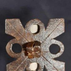 Antigüedades: CLAVO DECORATIVO HIERRO. SIGLO XVII-XVIII.. Lote 255393035