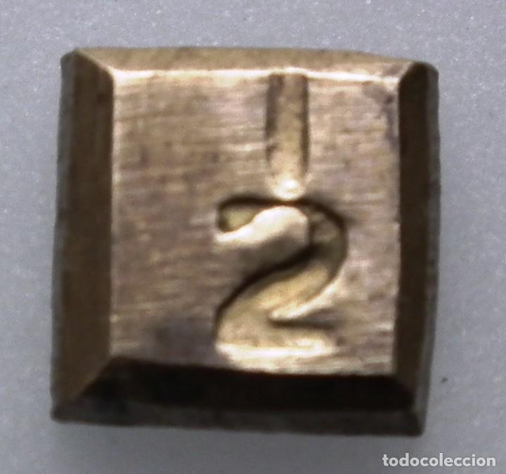 Antigüedades: LOTE 5 PONDERALES - JOSEP SURROCA - MARCA JP - Foto 5 - 255425240