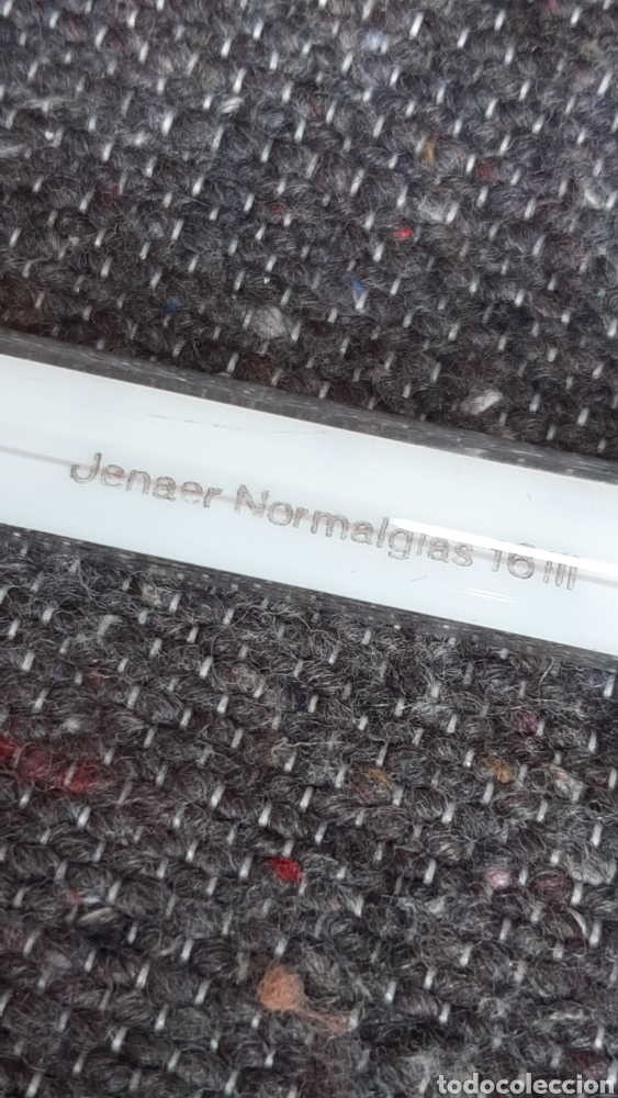Antigüedades: antiguo termometro sueco - Foto 10 - 255445725