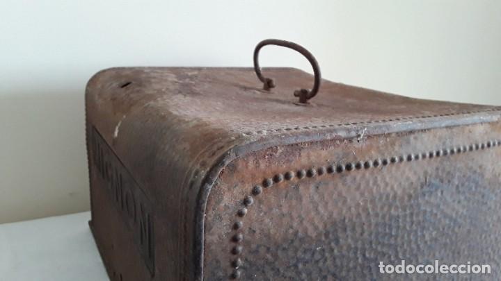 Antigüedades: Funda máquina escribir Mignon - Foto 8 - 255459775
