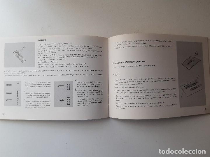 Antigüedades: SIGMA LIBRO DE INSTRUCCIONES Y MANUAL DE LABORES 2001 - Foto 5 - 255470315