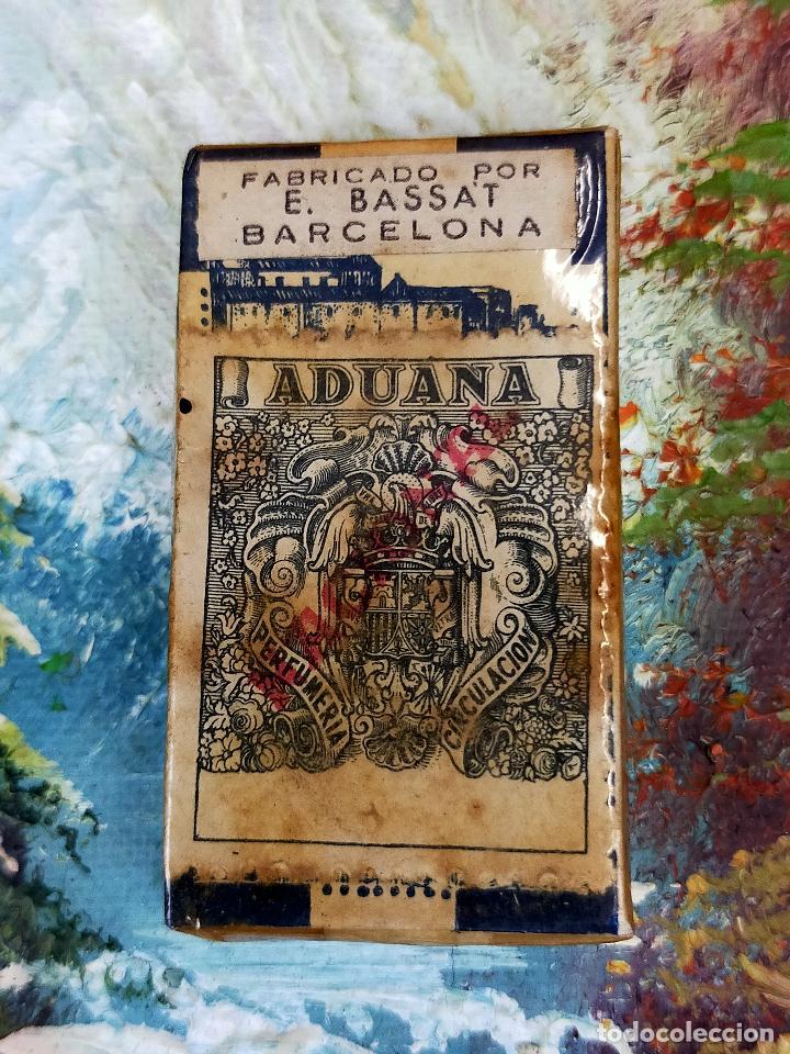 Antigüedades: CAJA CON 10 Hoja de afeitar HOJAS DE AFEITAR TOLEDO - PRECINTADA - Foto 3 - 255512200