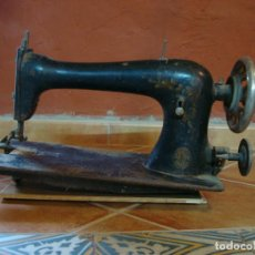 Antigüedades: CABEZA DE MAQUINA DE COSER SINGER GRANDE. Lote 255514940