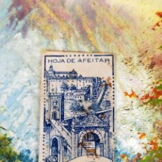 Antigüedades: HOJA DE AFEITAR HOJAS DE AFEITAR TOLEDO. Lote 255516115