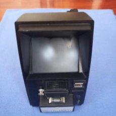 Antigüedades: VISIONADORA ERNO E-601 DUAL 8. PARA PELICULAS DE 8MM. Lote 255565255