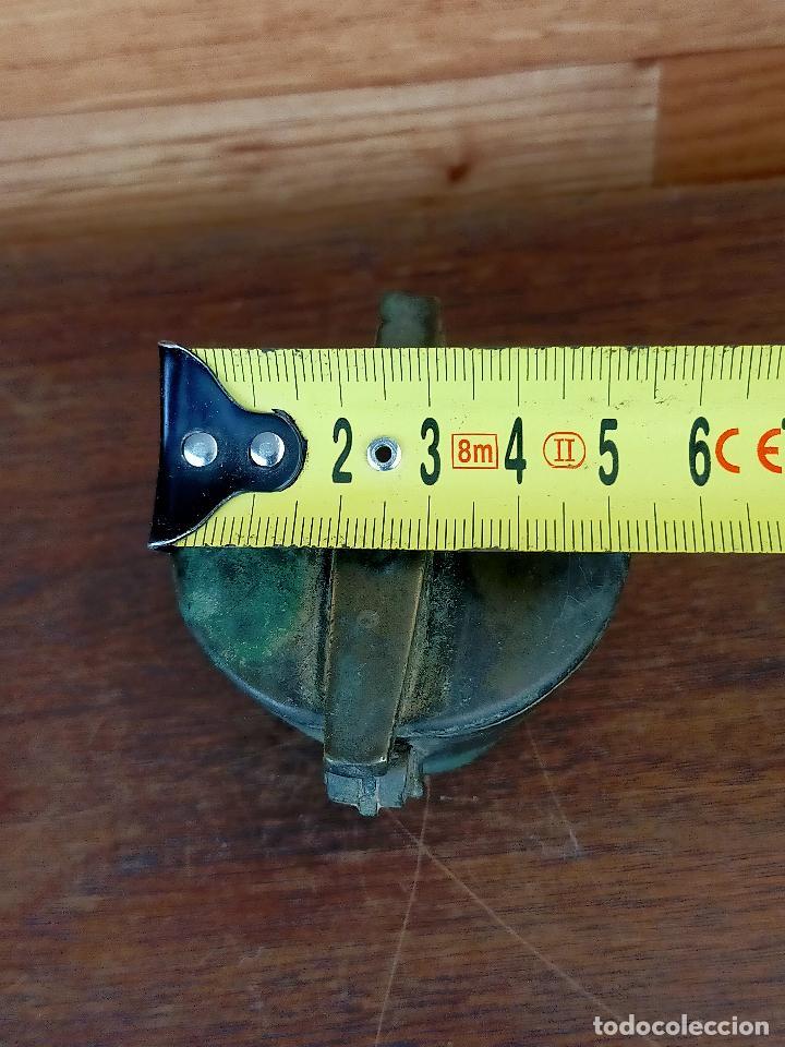 Antigüedades: PONDERAL DE VASO ANIDADO - VER MARCAJES - Foto 2 - 255566260