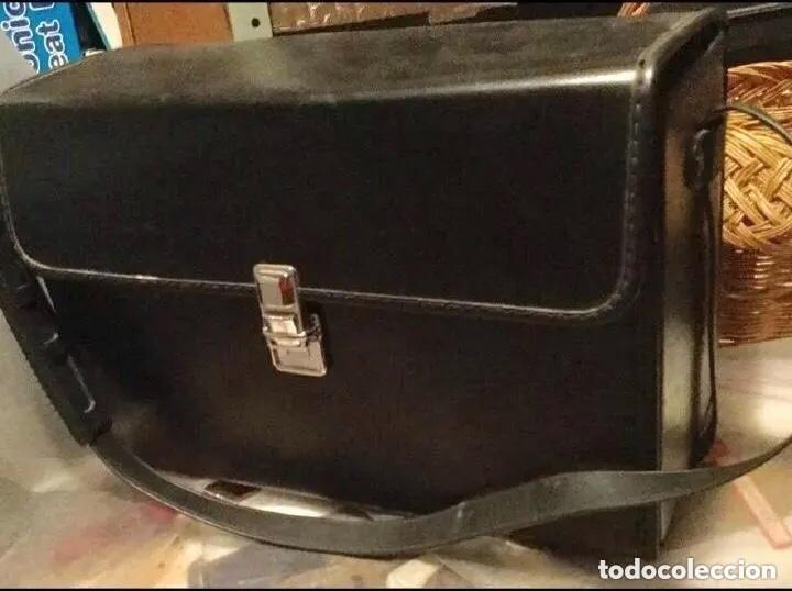 Antigüedades: Tomavistas super8 profesional COSINA - SONORO Modelo Magic Soutnd XL-204 MACRO SONORO - Foto 3 - 255590580