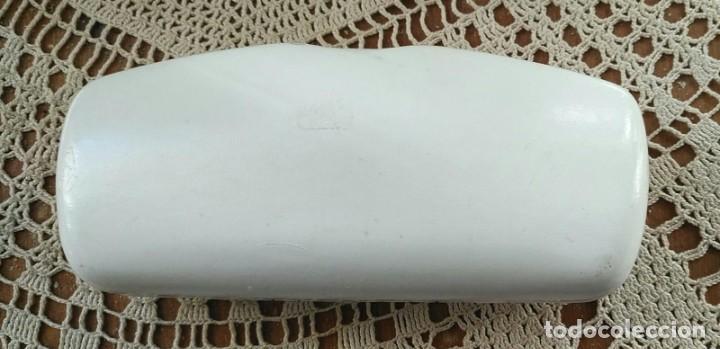 Antigüedades: Funda / Caja estuche para gafas EMANUEL UNGARO - Blanca - 16cm x 7cm x 4cm - Foto 5 - 255596390
