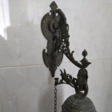 Antigüedades: ANTIGUO LLAMADOR DE CAMPANA UNA OBRA DE ARTE ÚNICA. Lote 255642250