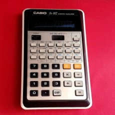 Antigüedades: CALCULADORA CASIO FX-102 SCIENTIFIC FUNCIONA. Lote 255956130