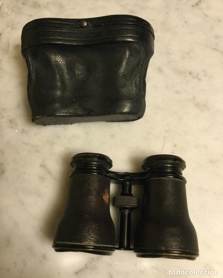 PRISMÁTICOS BINOCULARES OPERA-TEATRO (Antigüedades - Técnicas - Instrumentos Ópticos - Binoculares Antiguos)